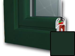 Renolit 612505-167 Тёмно-зеленый